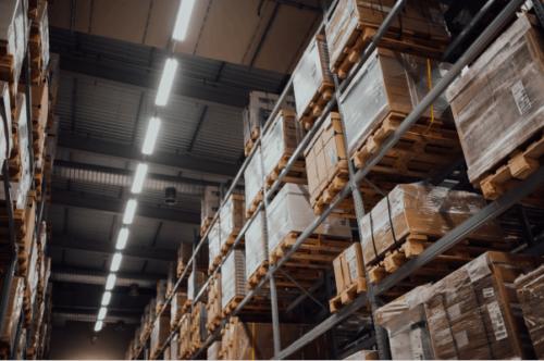 warehouse full